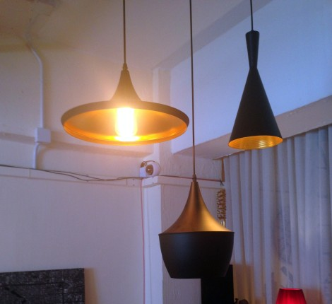 Beats Lamps, Tom Dixon