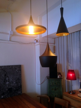 Tom dixon like Beats pendants