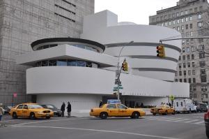 FLW, Guggenheim, NY