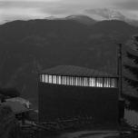 Saint Benedict Chapel, Sumvitg, Graubünden, Switzerland, 1988