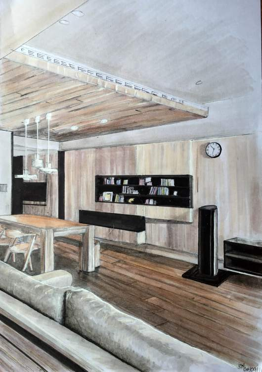 living-dining-room-rendering-with-blond-wood