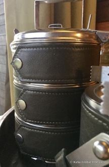 Food container - in secondary color