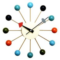 Ball Clock - Source: houzz.com