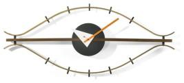 Eye Clock - Source: Vitra.com