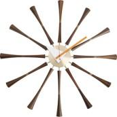 Spindle Clock - Source: lumens.com