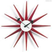 Sunburst Clock - Source: Lumens.com