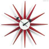 Sunburst Clock - Source: Lumens.com