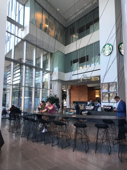 Starbucks Vancouver Canada Place