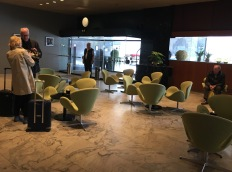 Lobby SAS Hotel
