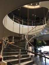 Spiral Staircase SAS Hotel