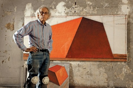 Christo Mastaba Project
