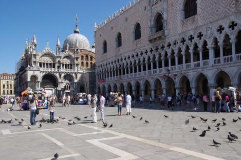 Wikimedia - Piazza San Marco Venice