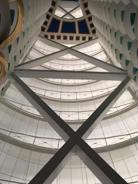 Interior of Burj Al-Arab